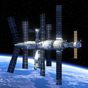 Mir Space Station Used PEMF