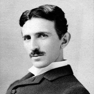 Nicola Tesla By Sarony